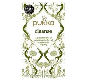 Cleanse the, Pukka